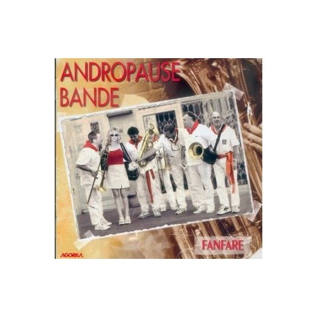 Andropause Bande - Fanfare - CD