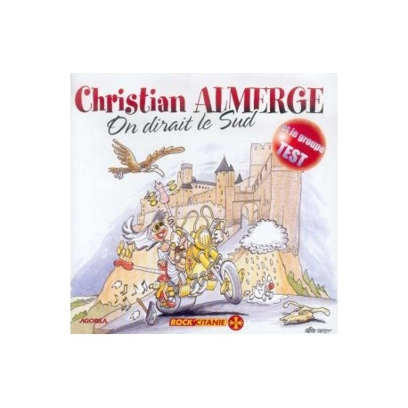 Christian Almerge - On dirait le Sud - CD