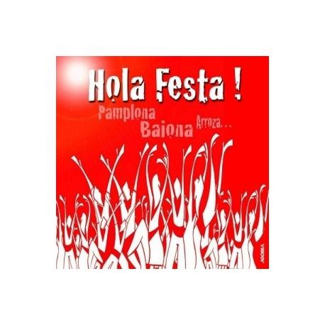 Hola Festa ! - Hola Festa ! - CD