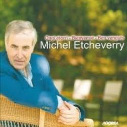 Michel Etcheverry - Bienvenue - CD