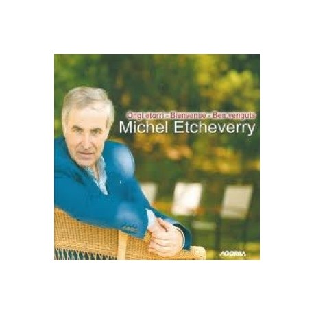 Michel Etcheverry - Bienvenue - CD