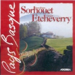 Sorhouet & Etcheverry - Pays Basque - CD