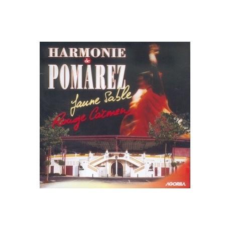 Harmonie de Pomarez - Jaune sable, Rouge carmen - CD