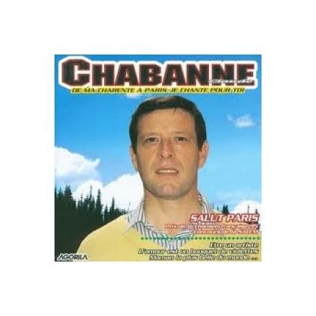 Chabanne Claude - Salut Paris - CD