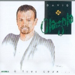David Olaizola - A tous ceux - CD
