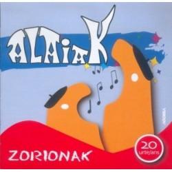Alaiak - Zorionak - CD