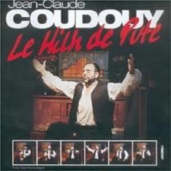 Jean Claude Coudouy - Le Hilh de pute - CD