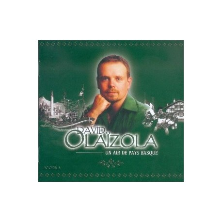 David Olaizola - Un air de Pays Basque - CD