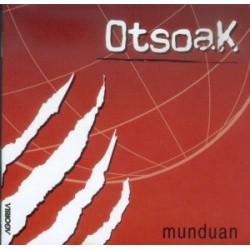 Otsoak - Munduan - CD
