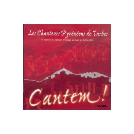 Les Chanteurs Pyrénéens de Tarbes - Cantem - CD