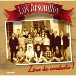 Los Arsouillos - Zéro de conduite ! - CD