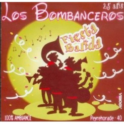 Los Bombanceros - Fiesta Banda - CD
