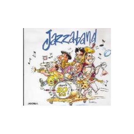 Jazza Band - Depuis 20 ans - CD