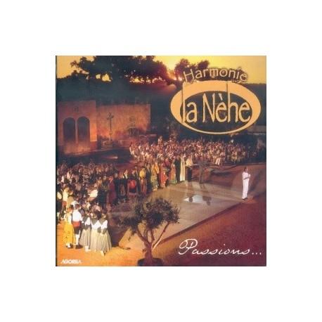 Harmonie de la Nèhe - Passions... - CD