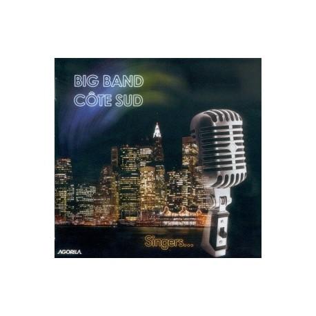 Big Band Côte Sud - Singers... - CD