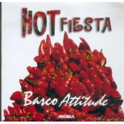 Hot Fiesta - Basco Attitude - CD