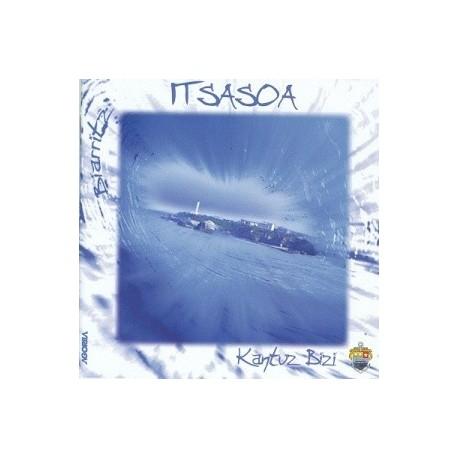 Itsasoa - Kantuz Bizi - CD