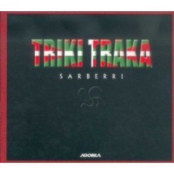 Triki Traka - Sarberri - CD