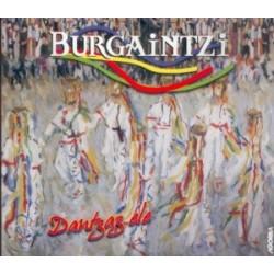 Burgaintzi - Dantzaz ele - CD
