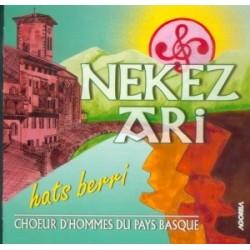 Nekez Ari - Hats berri - CD