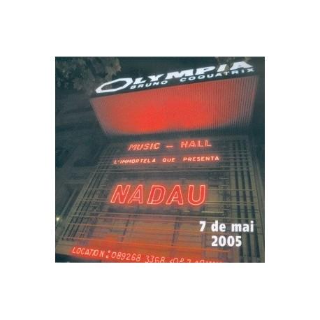 Nadau - Olympia 2005 - CD