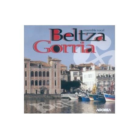 Beltza Gorria - Bat - CD