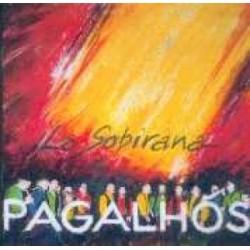 Los Pagalhos - La Sobirana - CD