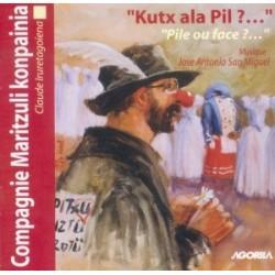 Maritzuli Konpainia - Kutx ala pil - CD