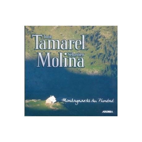 Tonio Tamarel & Sébastien Molina - Montagnards du Piméné - CD