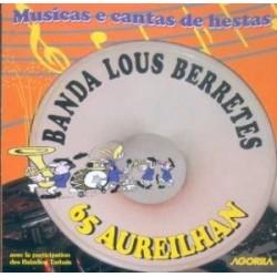 Lous Berretes - Musicas e cantas de hestas - CD