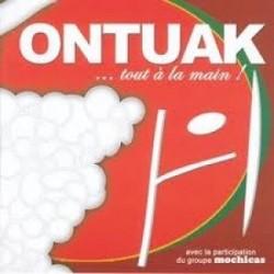 Ontuak - Tout à la main - CD