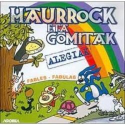 Haurrock - Alegiak - CD