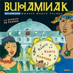 BUHAMINAK - Kantu Kanta Kantore - CD