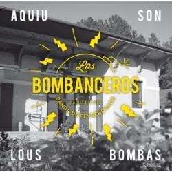 Los Bombanceros - Aquiu son Lous Bombas - CD