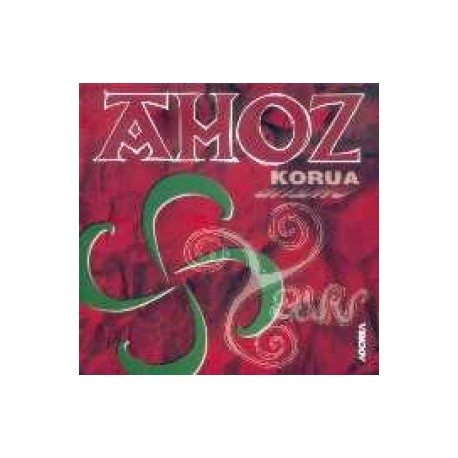 Ahoz - Yann - CD