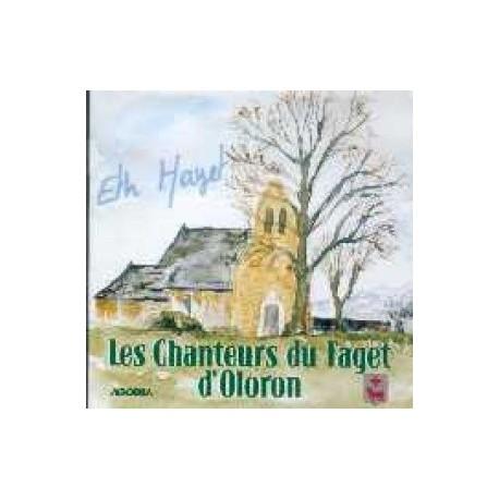 Les Chanteurs du Faget d'Oloron - Eth Hayet - CD