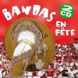 Bandas en fête - Bandas en fetes - CD