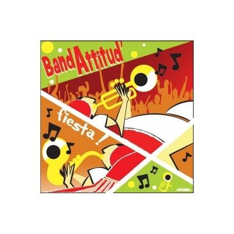 Band Attitude - Band Attitude - CD