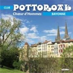 Club Pottoroak - Chœur d'Hommes - CD