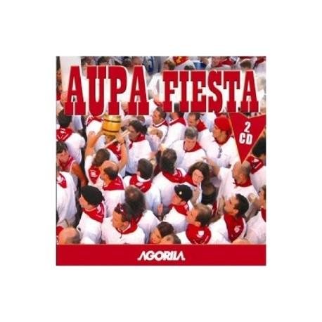 Aupa Fiesta - Aupa Fiesta - CD