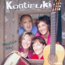 Kantiruki - Amodioz Bizi - CD