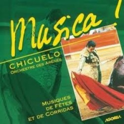 Chicuelo - Musica! - CD