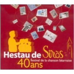 Hestau de Siròs - Festival de la chanson béarnaise 40 ans - CD