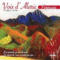 Voix d'Alaric - Pyrénours - CD