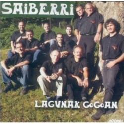 Saiberri - Lagunak Gogoan - CD