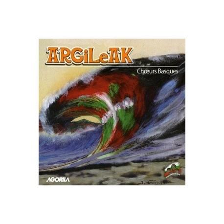 Argileak - Choeurs Basques - CD