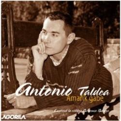 Antonio Taldea - Amarik Gabe - CD