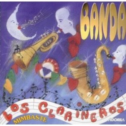 Los Clarineros - Mimbaste - CD