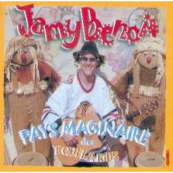 Jamy Benoit - Pays Maginaire des T QUI LA KIDS - CD