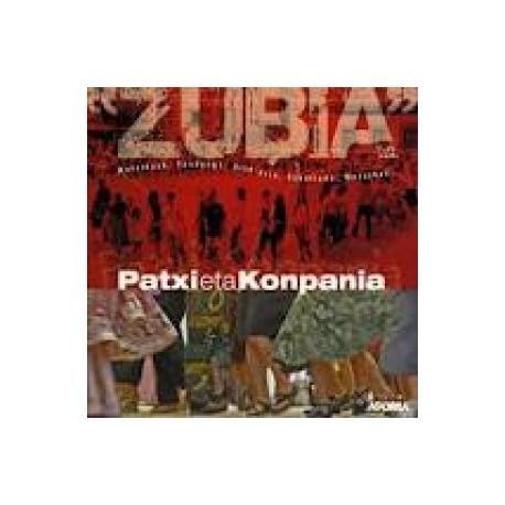 Patxi eta Konpania - Zubia - CD